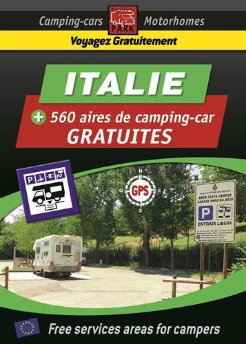 Guide Italie des aires gratuites de camping-car
