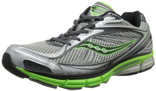 51w12pDB4jL - Saucony PowerGrid Omni 12 Running Shoes