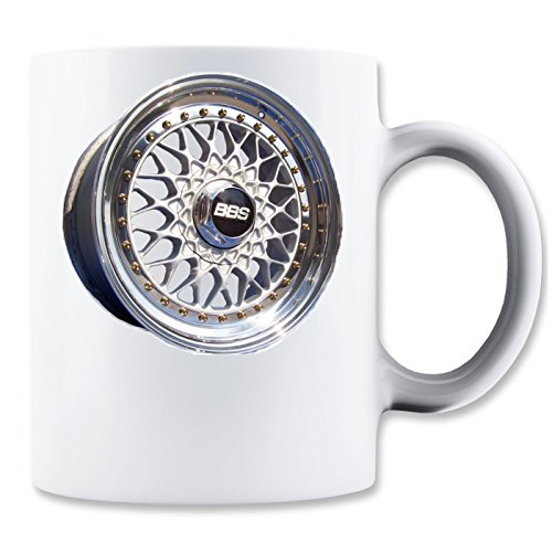 BBS RS Wheel T-Shirt Klassische Teetasse Kaffeetasse (Stretch-lowrider)
