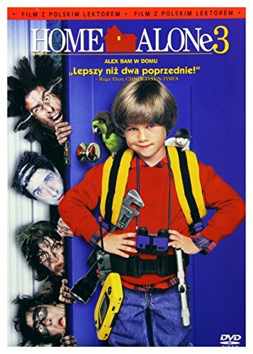 Home Alone 3 [DVD] by Alex D. Linz