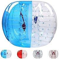 PVC Bumper Ball Human Hamster Ball Bubble soccer Zorb Ball , blue , 1.5m
