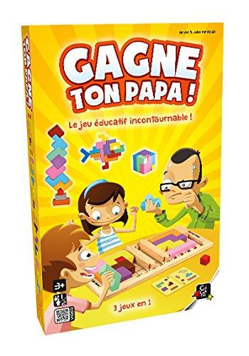 Gigamic - GZFGP - Jeu de réflexion - Gagne Ton...