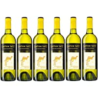 Yellow Tail Chardonnay Vin Blanc d'Australie 0,75 L - Lot de 6