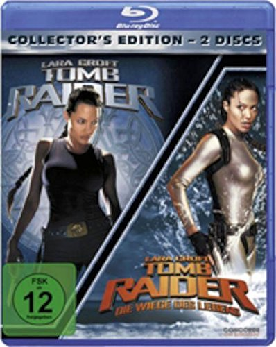 Bild von Tomb Raider 1 & 2 (Collector's Edition) [Blu-ray]