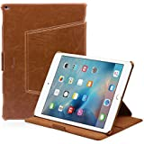 iPad Pro Case, MANNA UltraSlim Case Multi-Angle Folio Smart Cover | Easy Stand & Auto Sleep | for iPad Pro 12.9 inches - by LEICKE