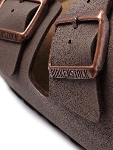 Unisex Pantoletten Birko Mocca Arizona Birkenstock Classic Erwachsene Flor wB4xgqI