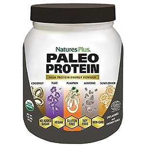Nature's Plus - Organic Paleo High Protein Energy Powder - 1.49 lbs.