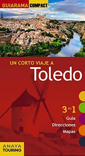 Toledo (Guiarama Compact - España) por Anaya Touring