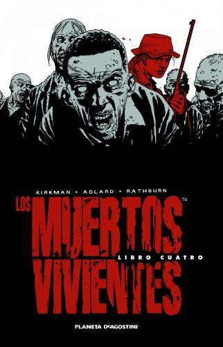 Portadas de los muertos vivientes volumen 4