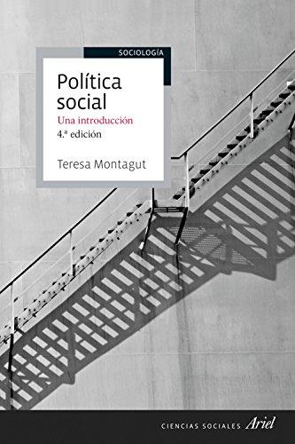 Política social: Una introducción (Ariel Ciencias Sociales) por Teresa Montagut