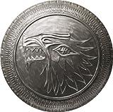 Juego de Tronos- Réplica Escudo Infanteria Stark, (Valyrian VAST40255)