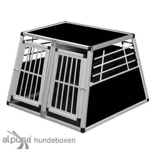 Transportbox N3 > 92x97x68,5cm Doppelbox Notausstieg