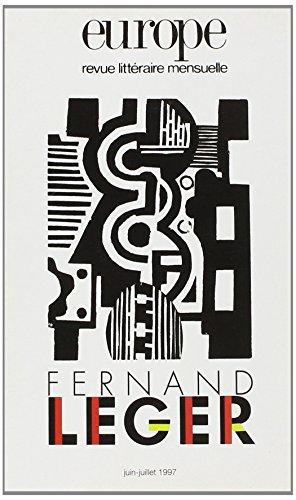 Fernand Léger, numéro 818-819