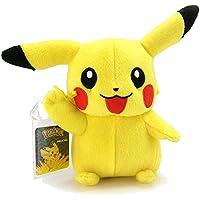 Pokemon t18035cpikachu–coleccionistas 20cm instructores elección Pikachu de peluche con etiqueta de identificación.