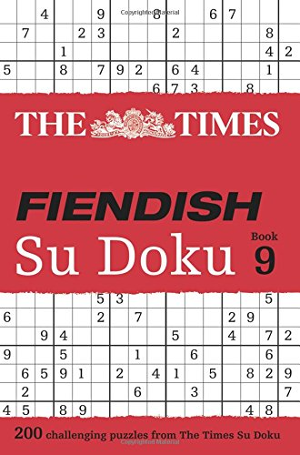 The Times Fiendish Su Doku Book 9 (Times Mind Games)