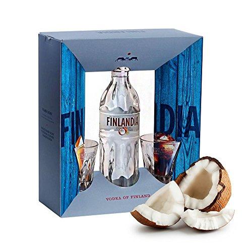 Finlandia-Geschenkset-Coconut-1-x-07-Liter-inkl-2-Original-Glser