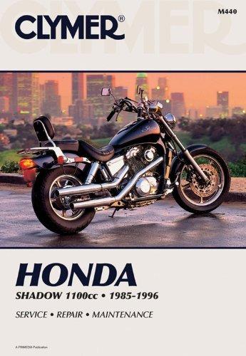 Honda 96 Shadow (Honda Shadow 1100cc 85-96 by Penton Staff (2000-05-24))
