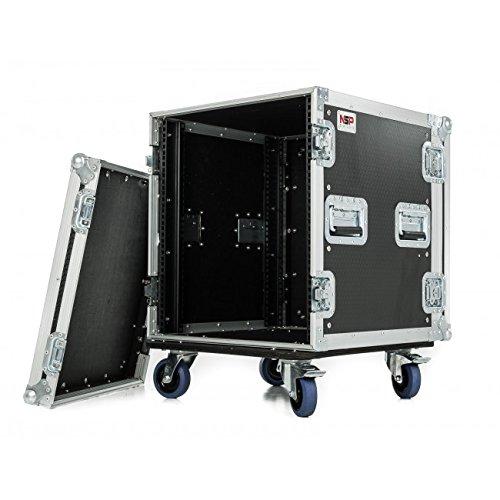 NSP Cases 12U rack Case-Amplificador 19