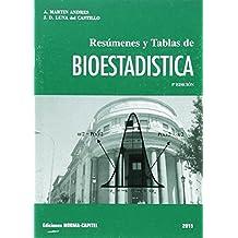 Resúmenes y tablas de bioestadística 2011 (Textos universitarios)