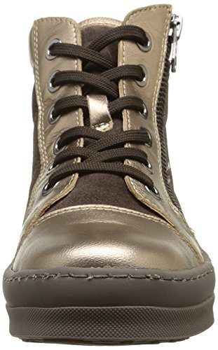 Unisa Caira, Sneakers Hautes fille Multicolore (Lodo/Moet)