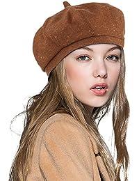 MARRYME Cappelli Eleganti Cappello di Pittore da Donna Baschi e Berretti  Vintage Donne Beanie Primavera  431387869987