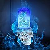 LED Blau Flamme Glühbirne?E27 Led G...