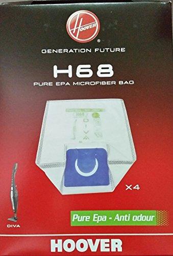 H30 H52 sacchetti per Hoover Arianne Athos Discovery PUREPOWER PETS VUOTO X 5