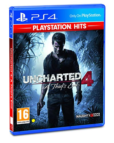 Uncharted 4: A Thief's End PS4 - PlayStation 4