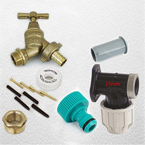 fixthebog-mdpe-25-mm-kit-per-rubinetto-da-esterni-da-parete-in-plastica-con-raccordi-per-tubo-flessi