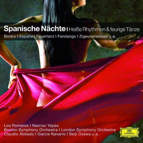 Preisvergleich Produktbild Spanische Nächte-Heiße Rhythmen&feurige Tänze (Classical Choice)