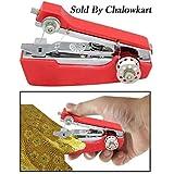 ChalowKart Portable Mini Hand Sewing Machine/Scalp Head Massager