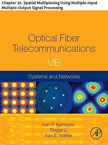 Optical Fiber Telecommunications VIB: Chapter 10. Spatial Multiplexing Using Multiple-Input Multiple-Output Signal Processing (Optics and Photonics) (Wireless Ge Receiver)