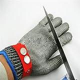 Sicherheit Handschuhe Schnittfeste anti-knife Stab kratzfest elektrischen Tools Edelstahl Schneiden Draht Fire