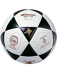 Mikasa Hallenfußball, weiß/Schwarz, 62 cm, SWL-337