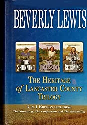 The Shunning/The Confession/The Reckoning (The Heritage of Lancaster County 1-3) by Beverly Lewis (1997-08-01)