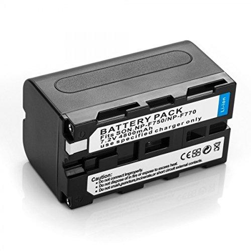 Galleria fotografica Rusty Bob - Sony NP-F750 / NP-F770 HDR AX 2000 E FX1000E FX7E FX1 VX2000E VX2100E, DCR-VX2100 CCD TR516 CCD-TRV87 DCR-VX2100E CCD TR555 - solo batteria