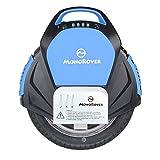 MonoRover Elektrischer Scooter, Einrad, R1_Bleu, blau