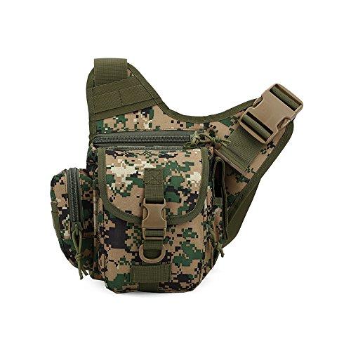 Faysting EU borsa a tracolla spalla borsa pacchetto fashion vari colori scegliere buon regalo per uomo studenti F