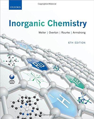 Inorganic Chemistry (9780199641826)