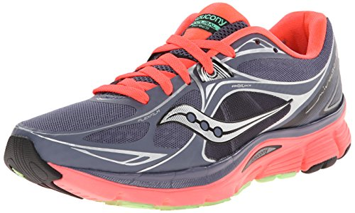 Gry US Grey Vizi Cor Mirage Running 5 Womens M Green 11 5 Shoe Grn Coral Saucony ORSqHBR