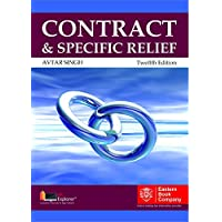 Law of CONTRACT & Specific Relief Paperback – 1 January 2020 (Publisher By EBC)