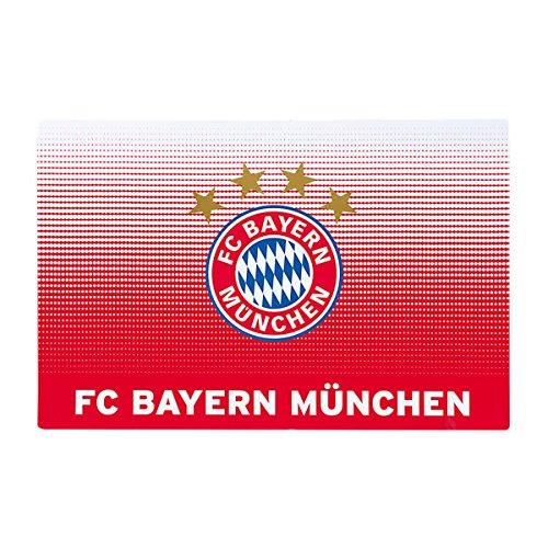 Preisvergleich Produktbild FC Bayern MÜNCHEN Schreibtischauflage Punkteverlauf Neuheit 2015 18754