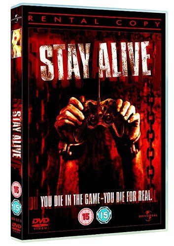 Stay Alive [DVD] by Jon Foster