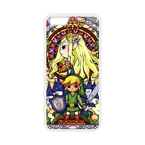Everlasting fashion and hard cover case pC tPU cover for your phone iPhone 6 of the legend of zelda
