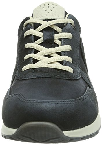 Ecco Cs14, Baskets Basses Femme Noir (Black/Black/Shadow White)