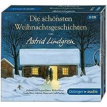 Die schönsten Weihnachtsgeschichten (3CD): Lesungen mit Musik, ca. 140 Min.