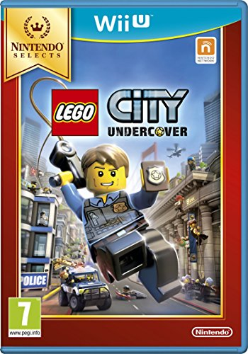 Lego City Undercover Select Jeu Wii U City Undercover