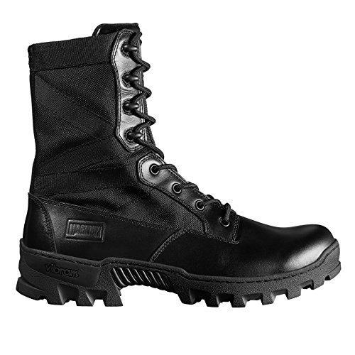 HI-TEC - Magnum Spartan XTB Black Dschungel Djungle Boots Stiefel Einsatz Schwarz (Schaum-boot-einsätze)