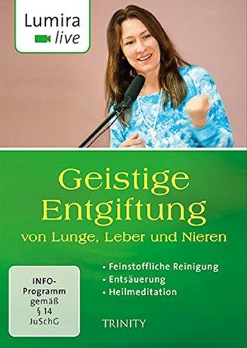 Geistige Entgiftung von Lunge, Leber und Nieren, DVD (Geistige Dvd)