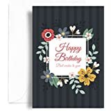 KAARTI Happy Birthday Greeting Card - SK0452